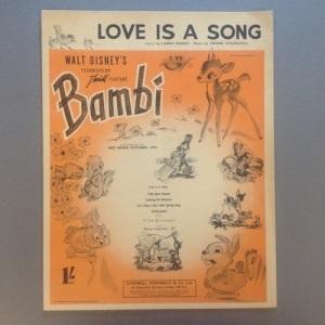 Bambi score